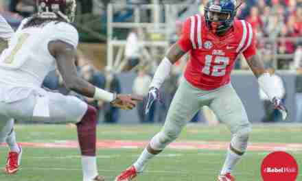 Ole Miss DB Tony Conner grateful for support of loved ones as he returns from injury