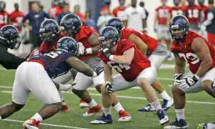 Ole Miss begins fall practices