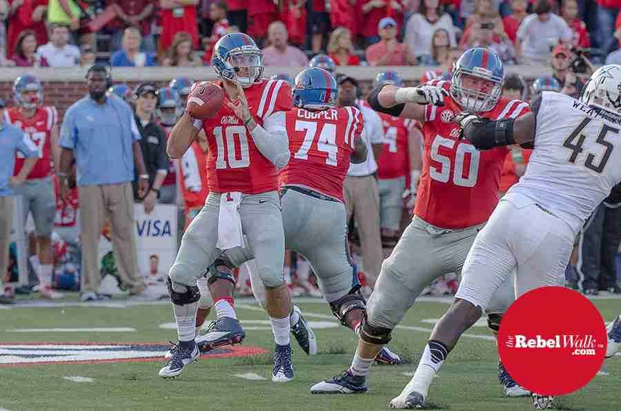 Kelly eager to repeat success of past Ole Miss quarterbacks