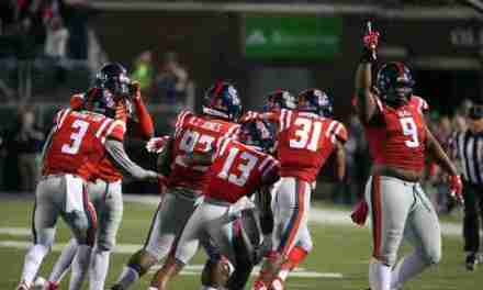 Ole Miss defensive swagger returns as No. 23 Rebels top No. 15 A&M, 23-3