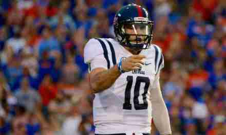 Chad Kelly sits atop list of quarterbacks with the strongest arms