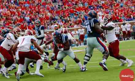 Postgame Points: Ole Miss 52, New Mexico State 3
