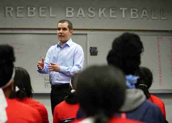 Matt Insell expects to see balance in this year's Ole Miss women's basketball team