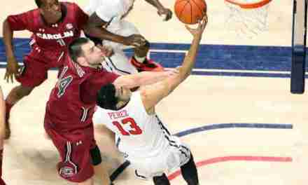 Rebels' thin frontcourt will face challenge from Auburn's Harris and Bowers