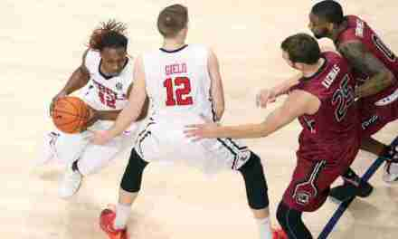No. 24 South Carolina rallies late to defeat Ole Miss 77-74 in overtime