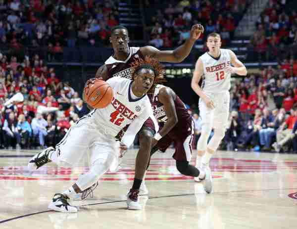 Moody's career night leads Rebels to 86-78 win over Mississippi State