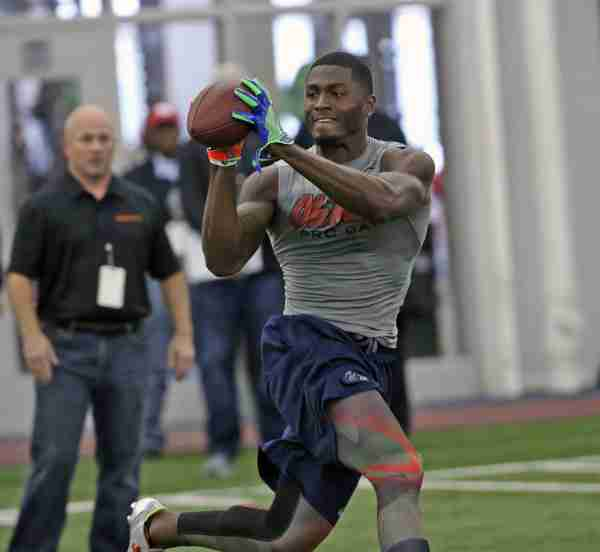 With Pro Day behind him, Laquon Treadwell is ready to fulfill his NFL dream