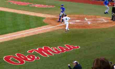 Ole Miss Baseball hits the road for the first time this season