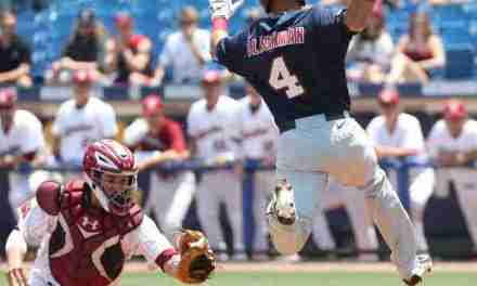 Blackman and Parkinson excited about playing in first NCAA Regional at home