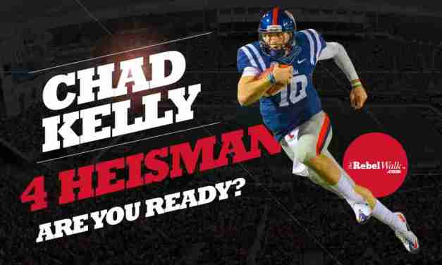 Chad Kelly's case for the Heisman trophy