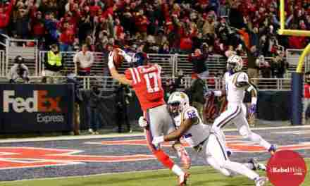 Ole Miss' TE Evan Engram named to Wuerffel Trophy Watch List