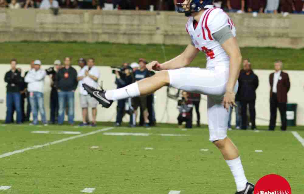 Ole Miss punter Will Gleeson named to Ray Guy Award Watch List