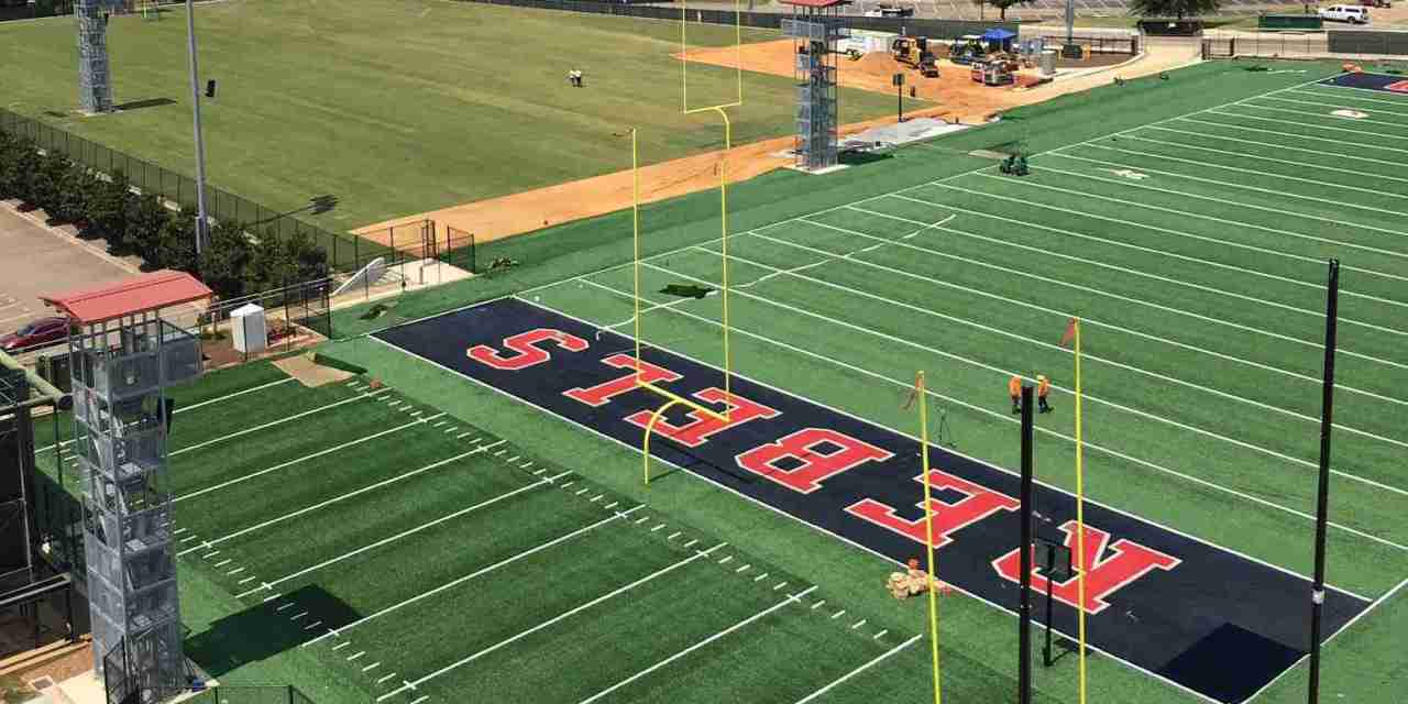 Vaught-Hemingway renovation and expansion almost complete