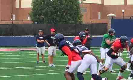 Ole Miss Fall Camp Update: Werner and Wommack pleased with Rebels' progress in first two weeks