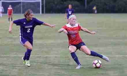 No. 22 Ole Miss defends home field, defeats Northwestern State 3-0