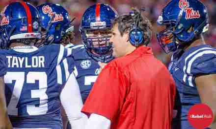Matured Rod Taylor seizing opportunity to play left tackle for Ole Miss