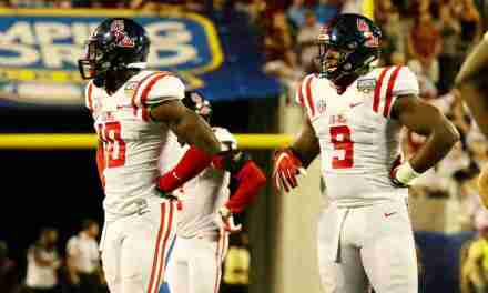 Rebels face quick turnaround in preparation for Wofford and the triple option