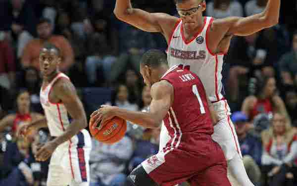 Undefeated Rebels face Creighton in championship game of Paradise Jam