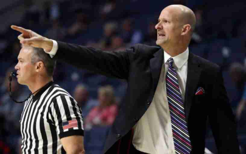 Ole Miss' Andy Kennedy steps down, effective immediately