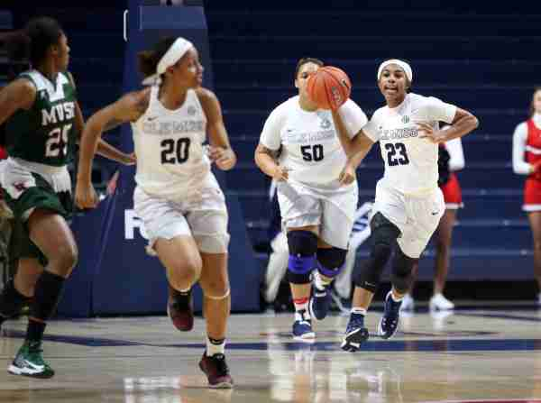 Ole Miss defeats MVSU 67-30 in non-conference finale as SEC play starts Sunday