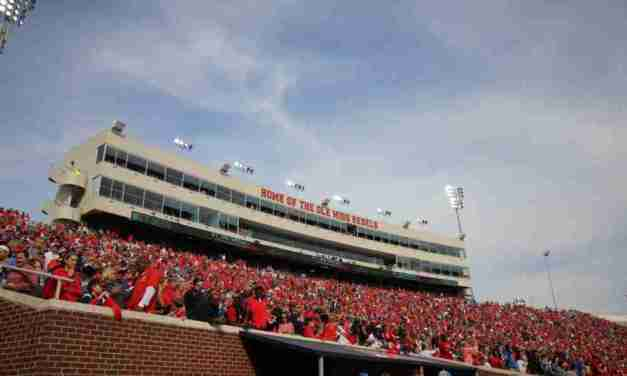 """Chancellor says Ole Miss will """"vigorously appeal"""" 2018 bowl ban"""
