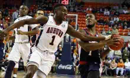 Ole Miss defeats Auburn, 88-85, for first SEC win of season