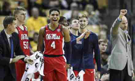 Andy Kennedy adjusting Ole Miss lineup as players' health dictates