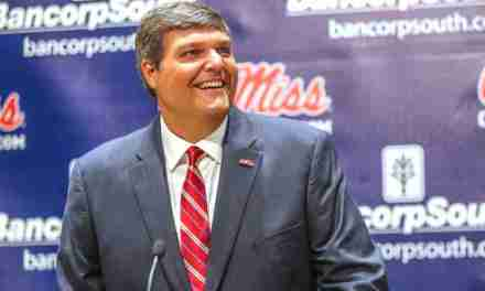 Matt Luke named Ole Miss head coach