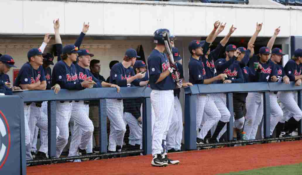 No. 8 Ole Miss takes series against Eastern Illinois after wins in Friday doubleheader