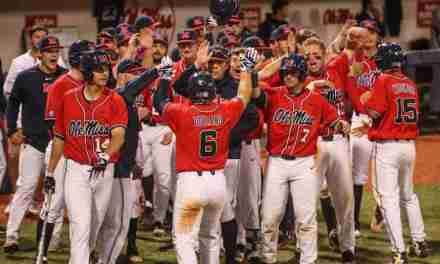 Weekend Baseball Preview: No. 4 Ole Miss vs. No. 5 Arkansas