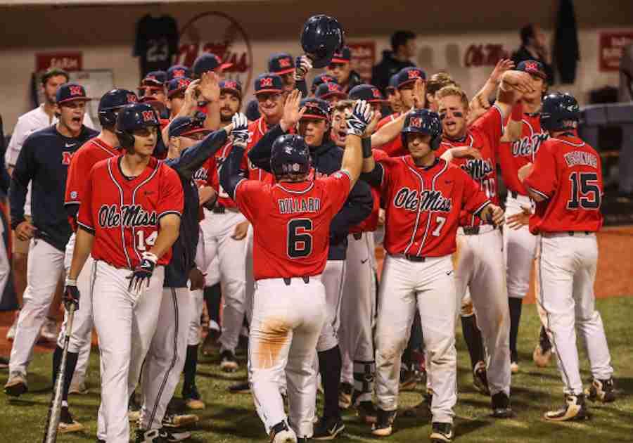 Weekend Baseball Preview: No. 4 Ole Miss vs. No. 5 Arkansas