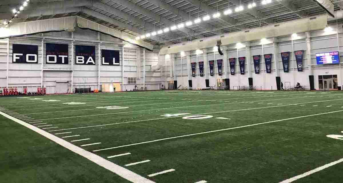Rebels show off for NFL scouts at Ole Miss Pro Day