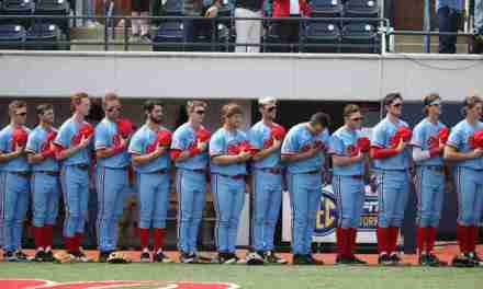 Weekend Wrap-Up: Ole Miss takes series from Alabama, clinches SEC West title