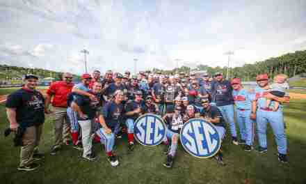 No. 4 Ole Miss pounds LSU, wins 2018 SEC Tournament Championship