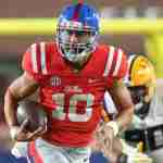 Former Ole Miss Jordan Ta'amu back with the Chiefs
