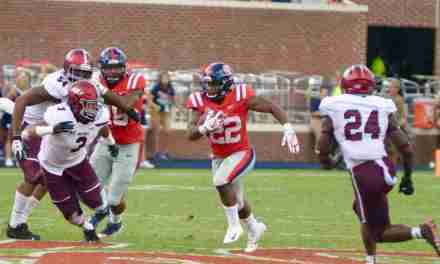 Notes from Tuesday's practice: Ole Miss prepares to face No. 1 Alabama