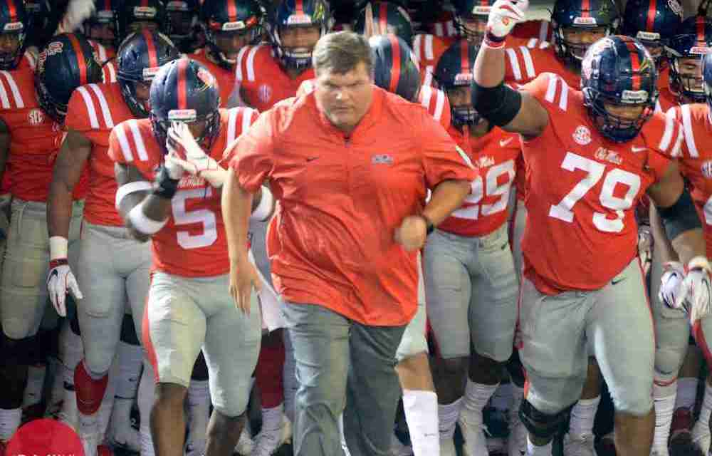 What Ole Miss head coach Matt Luke had to say on SEC Weekly Media Teleconference