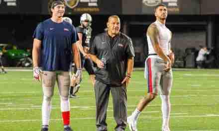 UNC hires Ole Miss offensive coordinator Phil Longo to run Tar Heels' offense