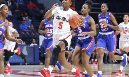 Rebels notch season-high rebounds and assists in 71-54 win over Savannah State