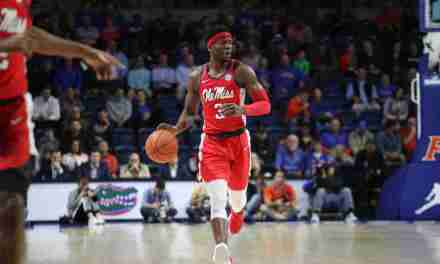 Ole Miss loses in overtime at Florida, 90-86