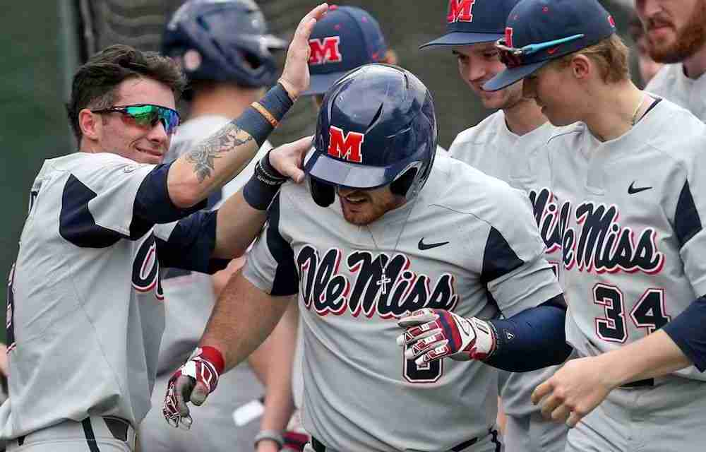 Weekend Wrap-Up: No. 10 Ole Miss clinches series win over Tulane