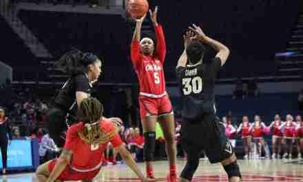 Ole Miss women defeat Vandy, 65-60