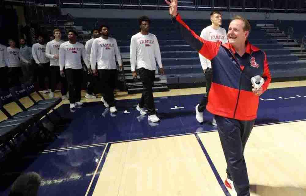 Ole Miss extends contract for Coach Kermit Davis