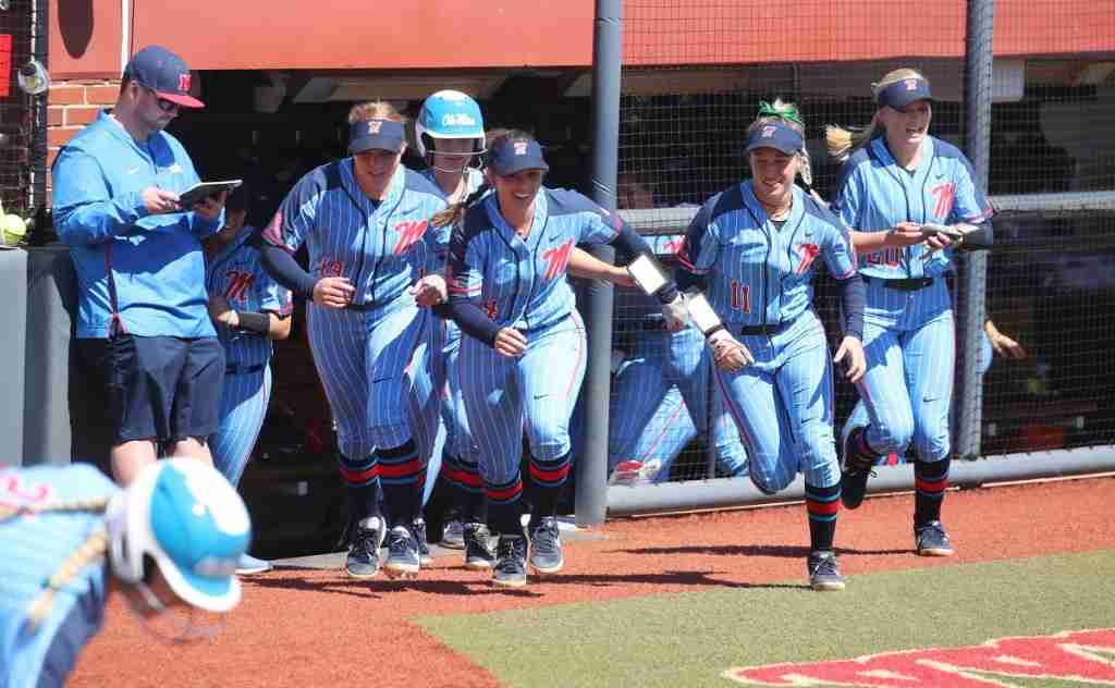 Softball Preview: No. 22 Ole Miss welcomes No. 8 Florida in key SEC series