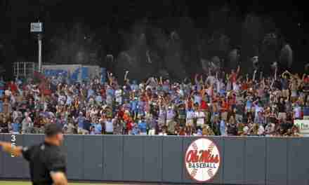 Ole Miss Cruises to 16-2 Victory to Open NCAA Oxford Regional Play