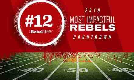 Most Impactful Rebels for 2019: No. 12 Qaadir Sheppard