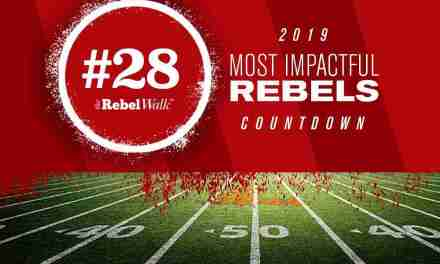 Most Impactful Rebels for 2019: No. 28 Jalen Julius
