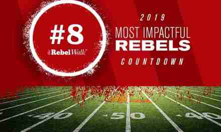 Most Impactful Rebels for 2019: No. 8 Josiah Coatney