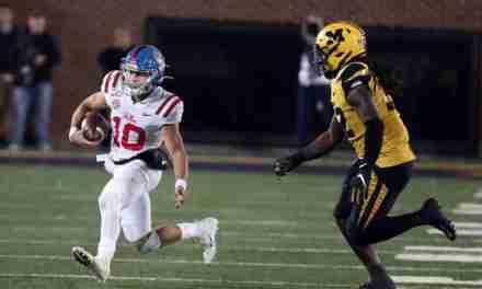 Football Suffers 38-27 Road Loss at Missouri