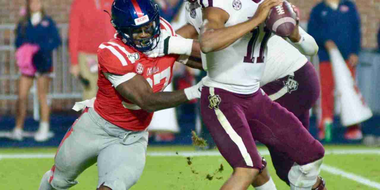 Postgame Points: Texas A&M 24, Ole Miss 17
